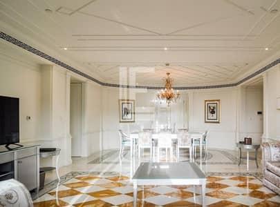 بنتهاوس 3 غرف نوم للبيع في قرية التراث، دبي - Panoramic Lake and City View I Fully Furnished