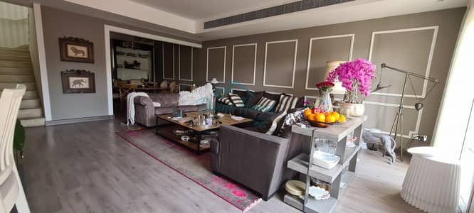 3 Bedroom Villa for Rent in The Springs, Dubai - Type 3m lake view  | Prime Location easy access to Spring Souq