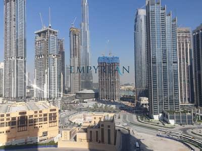 استوديو  للايجار في الخليج التجاري، دبي - Spacioous Studio | Unfurnished | Near metro station