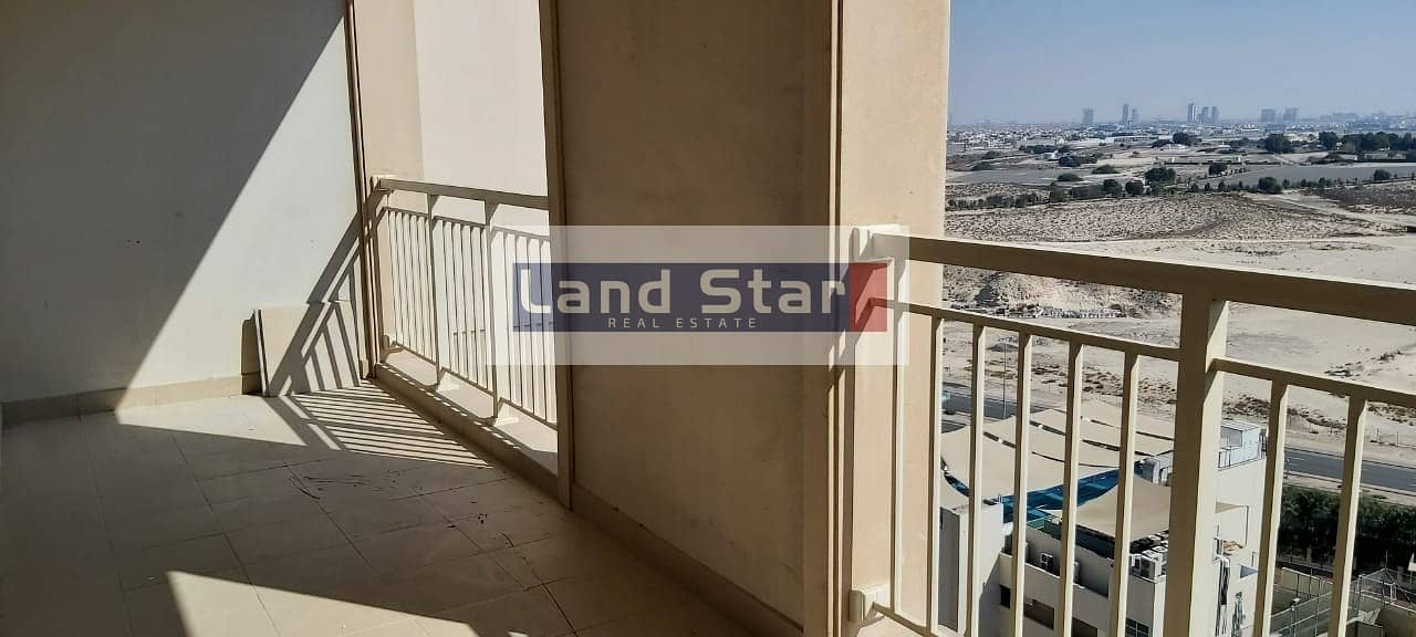 2 2BHK APT | DESERT VIEW | UNFURNISHED | READY TO MOVE