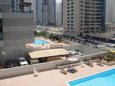 فلیٹ 1 غرفة نوم للبيع في دبي مارينا، دبي - 1 Bed | Immaculate | Pool View | Unfurnished | For Sale