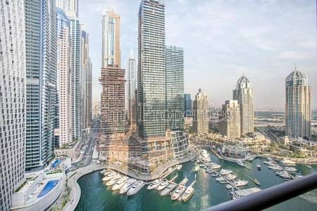 فلیٹ 1 غرفة نوم للبيع في دبي مارينا، دبي - Exclusive with fam properties 1BR in Iris Blue