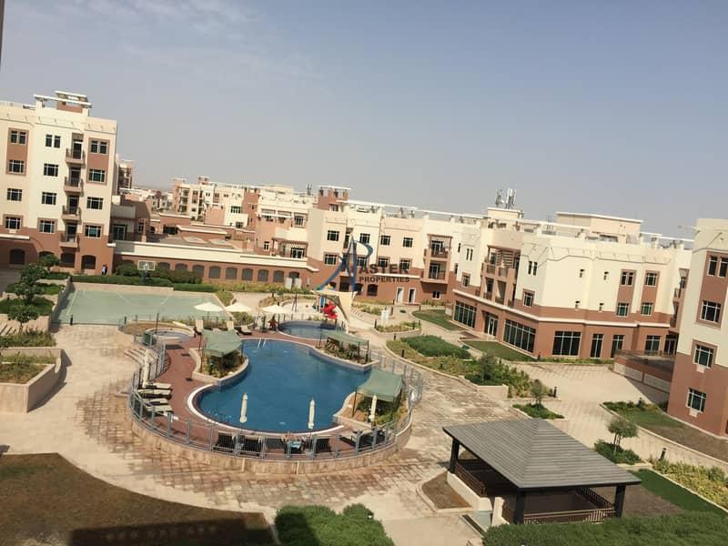14 Spacious  2Bedroom Apartment Pool view
