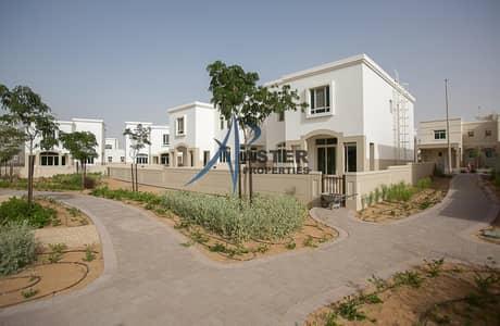 تاون هاوس 2 غرفة نوم للبيع في الغدیر، أبوظبي - Hot Deal 2+1 Single Row TH for SALE