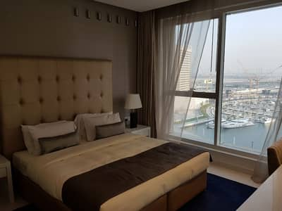 1 Bedroom Apartment for Rent in Business Bay, Dubai - Spacious F,Furnished 1Bedroom Hall For Rent@56k In Damac Maison the Vogue Business Bay