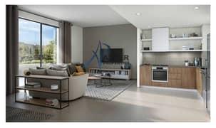 شقة في الغدیر 2 غرف 699500 درهم - 4981189