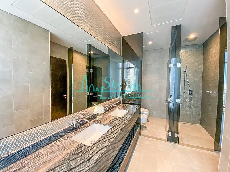 26 Marina Gate Penthouse on 61st floor|4-BR Sky View|5810sq.ft