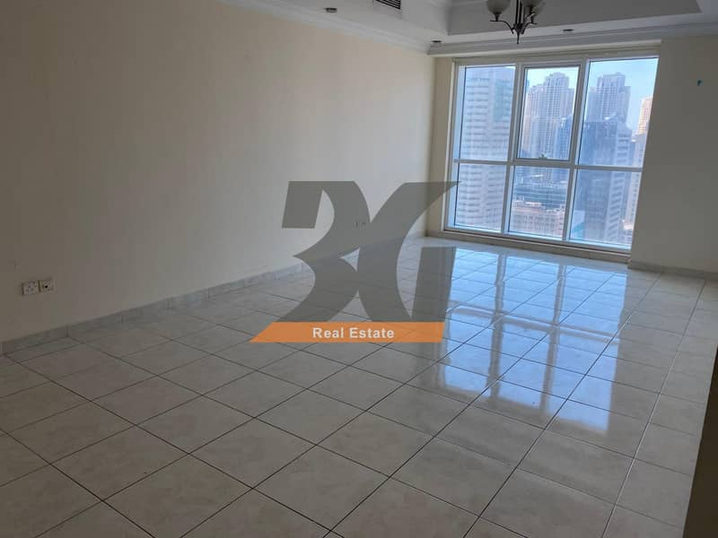 2 Bright 2 bed with balcony close to metro