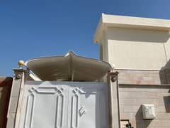 Four-room villa in Al-Jazzat
