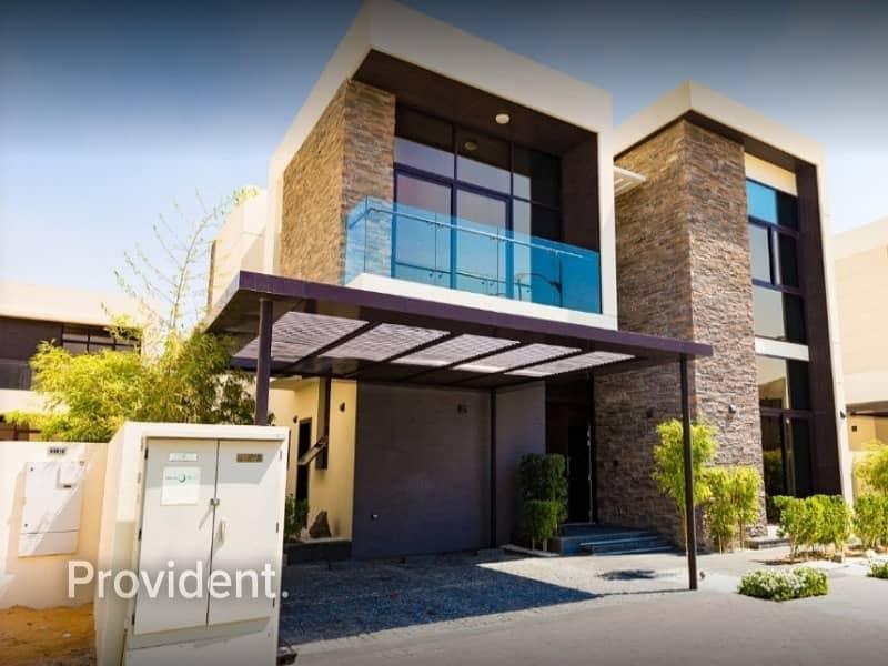 2 Luxurious Fendi Designed Villa | Community Views