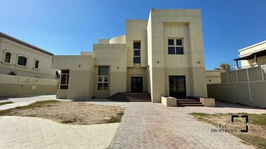 5 Bedroom Villa for Rent in Al Barsha, Dubai - Park Facing Large | 5 Bed + Maids |  Pool-Garden