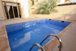 فیلا في ليلك حدائق الجولف في الراحة 5 غرف 250000 درهم - 4981495
