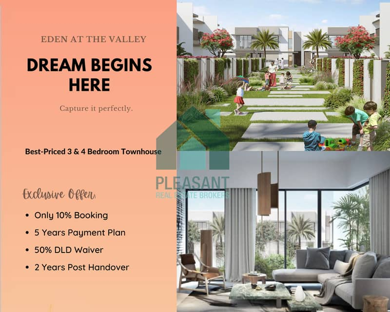 Own Your Dream Home in The Valley | Best Price