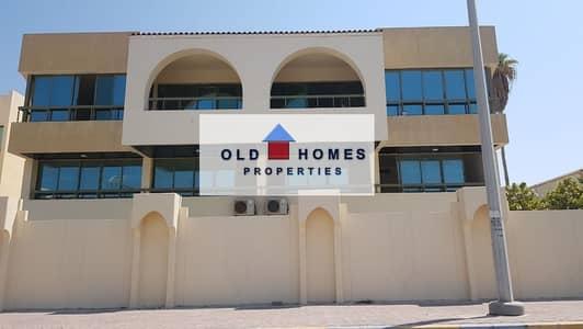 11 Bedroom Villa for Rent in Al Karamah, Abu Dhabi - 11 Bed Commercial Villa For Rent