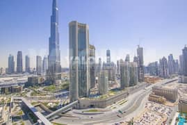 Lower Floor | Vacant | Burj view | All inclusive