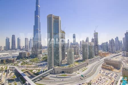 2 Bedroom Apartment for Rent in Downtown Dubai, Dubai - Best Deal Large Apartment with Burj Khalifa View