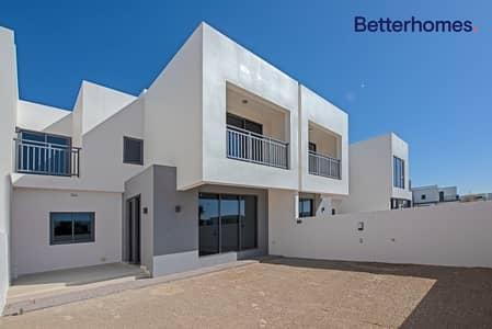 فیلا 3 غرف نوم للايجار في دبي هيلز استيت، دبي - Type 2M | Single Row | Unfurnished | View Today!