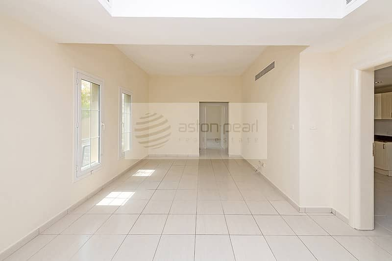 36 Vacant on April| 3Bedroom Park View | Next to Mall
