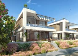 LUXURIOUS WATERFRONT 4 BEDROOM INDEPENDENT MARBELLA VILLA FOR SALE  IN  MINA AL ARAB