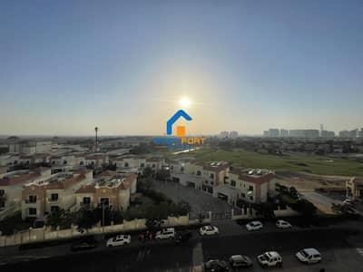 استوديو  للايجار في مدينة دبي الرياضية، دبي - Unfurnished Studio In Royal Residence 1 DSC 18k