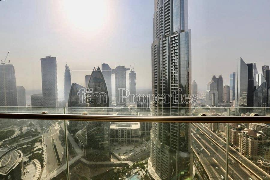 2 Vacant On Transfer  Spacious  Burj Khalifa View
