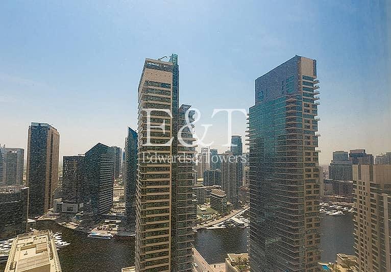 Panoramic View of Marina | 2 Bedroom | Bahar 1