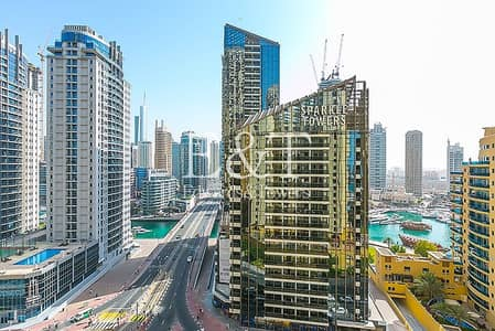 1 Bedroom Apartment for Sale in Jumeirah Beach Residence (JBR), Dubai - Exclusive | Stunningly Furnished  | Marina View