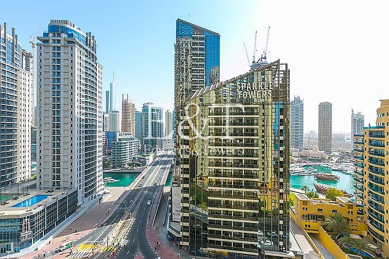 Exclusive | Stunningly Furnished  | Marina View