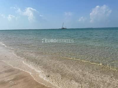 ارض استخدام متعدد  للبيع في الجزيرة الحمراء، رأس الخيمة - Massive Beachfront Lot at Jazeera Prime Location
