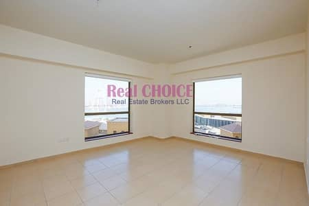 فلیٹ 3 غرف نوم للبيع في جميرا بيتش ريزيدنس، دبي - Sea View  |  Low Floor  |  Well Maintained