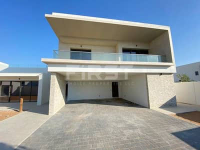 6 Bedroom Villa for Rent in Yas Island, Abu Dhabi - BIG Plot | Full Golf View Villa | Rent Now