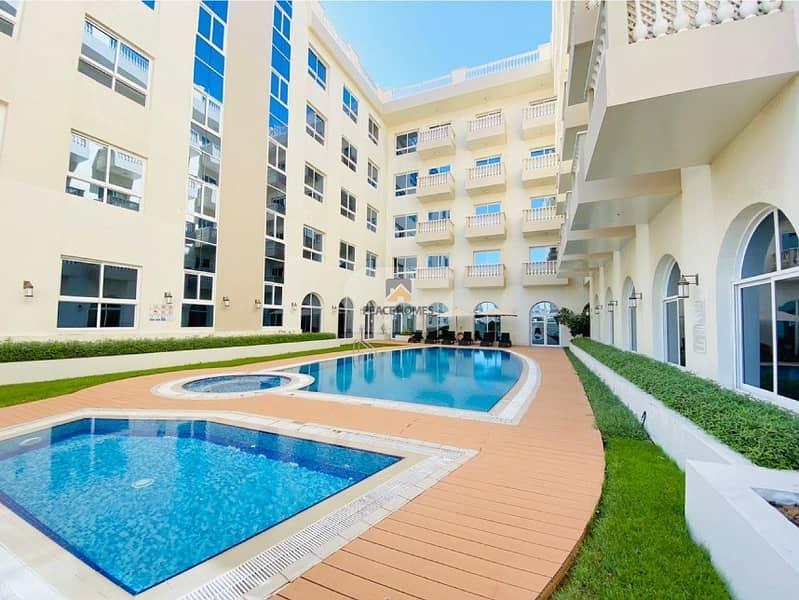 شقة في المنطقة 10 قرية جميرا الدائرية 1 غرف 450000 درهم - 4982065