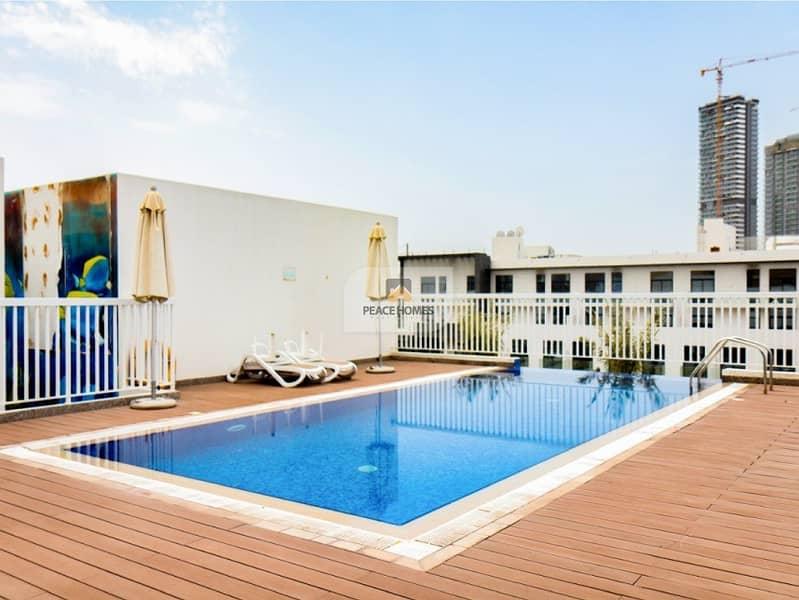 شقة في لايا رزيدنسز قرية جميرا الدائرية 1 غرف 600000 درهم - 4982163