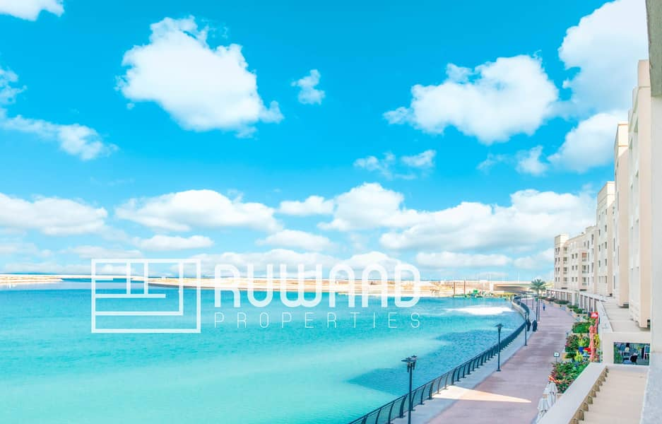 Seaview 2 bedroom| Lagoon View| For Sale