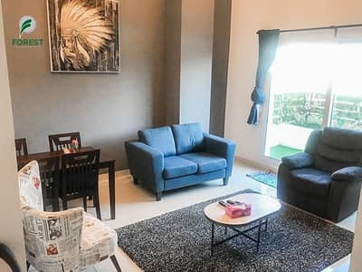 1 Bedroom Flat for Rent in Jumeirah Village Circle (JVC), Dubai - Vacant and Ready | Spacious 1BR | Fully Furnished
