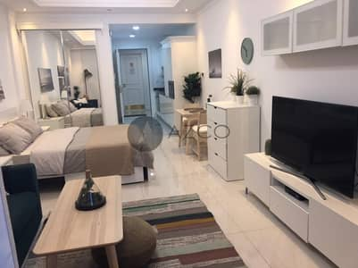 Studio for Rent in Arjan, Dubai - FULLY FURNISHED | CLASSY LAYOUT | GRAB KEYS NOW!