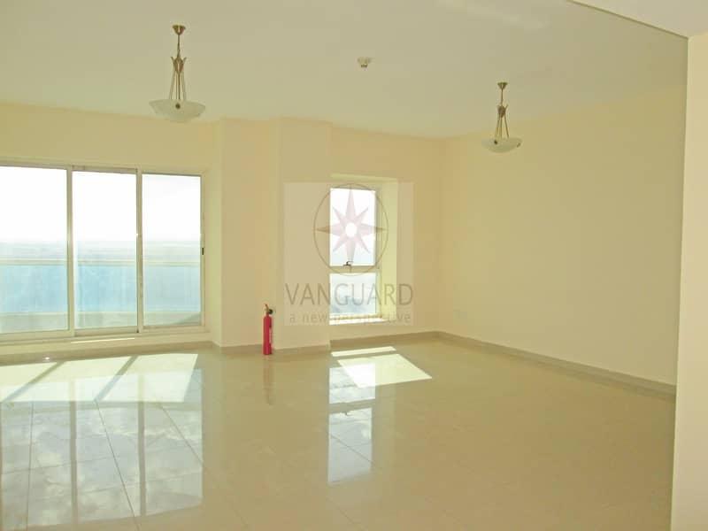 2 Unfurnished 3 Bedroom High Floor in Cluster N