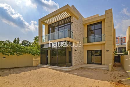 5 Bedroom Villa for Sale in DAMAC Hills (Akoya by DAMAC), Dubai - 5BR + Maids | Brand New | Next to Community Pool