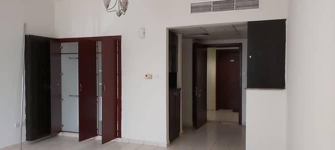 استوديو  للايجار في المدينة العالمية، دبي - STUDIO WITH BALCONY ITALY CLUSTER  FOR RENT