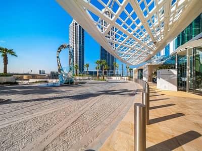 فلیٹ 1 غرفة نوم للبيع في جميرا بيتش ريزيدنس، دبي - Spacious 1BR | Marina View | Middle floor for sale