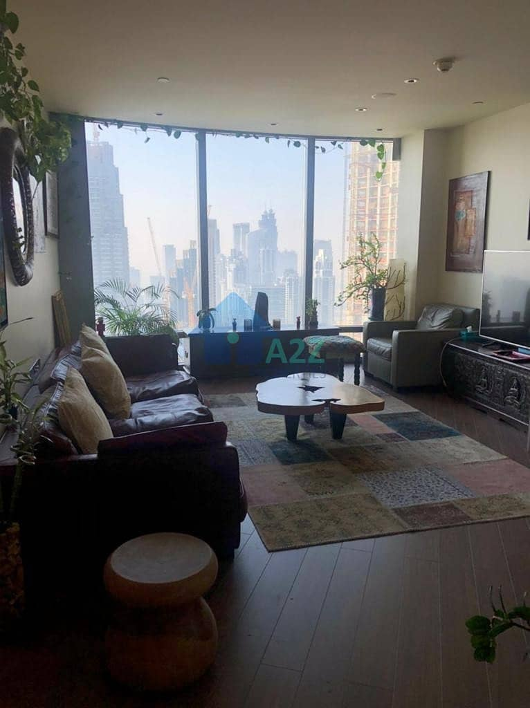 2 Exclusive 1 bed  Fully Furnished   Fountain View !