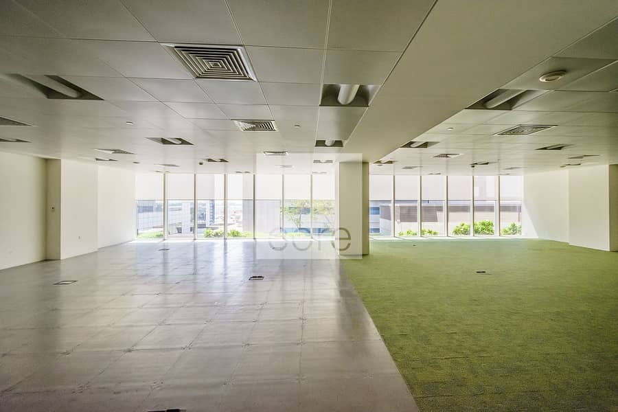 10 CAT A Office | Prime Location | Parking