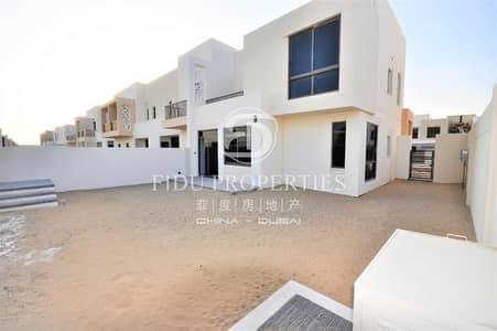 4 Bedroom Villa for Sale in Town Square, Dubai - Single row   Corner unit   Complete privacy