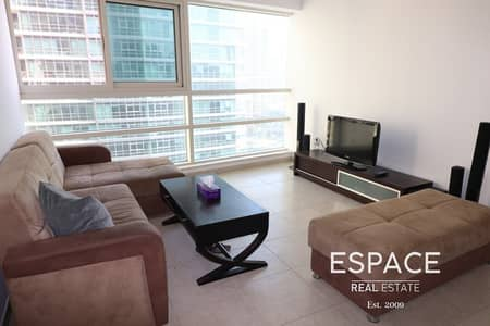 1 Bedroom Apartment for Rent in Dubai Marina, Dubai - Chiller Free | Vacant | Fully Furnished