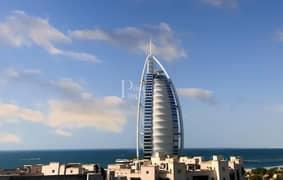 Free-Hold in Jumeirah |  Facing Burj Al Arab |