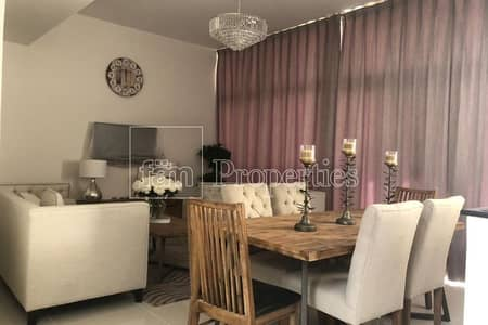Best Deal 3BR+Maid | Fully Furnished | Single Row
