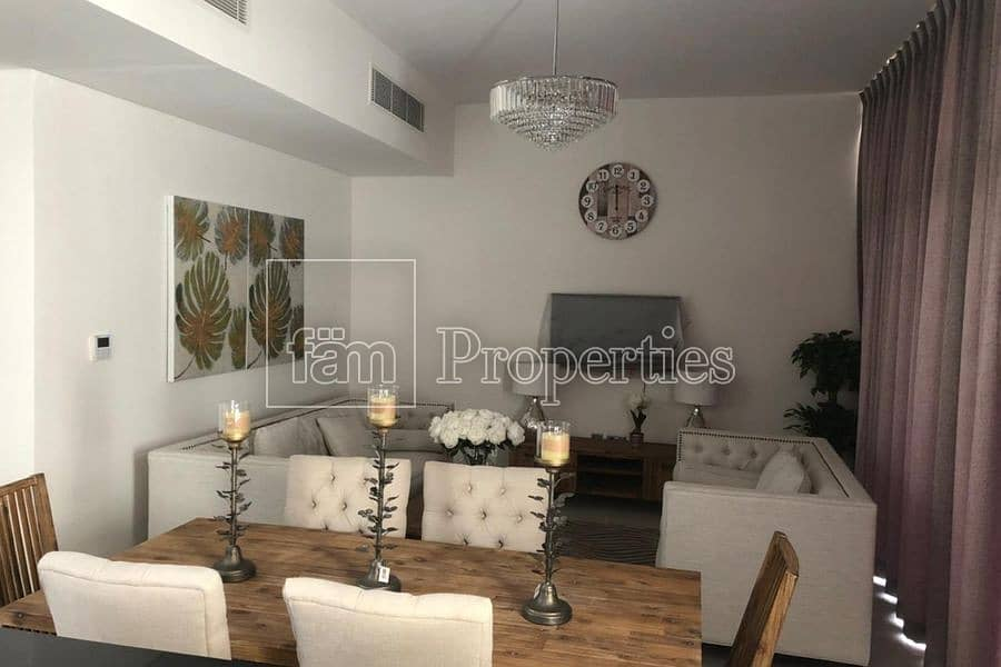2 Best Deal 3BR+Maid | Fully Furnished | Single Row
