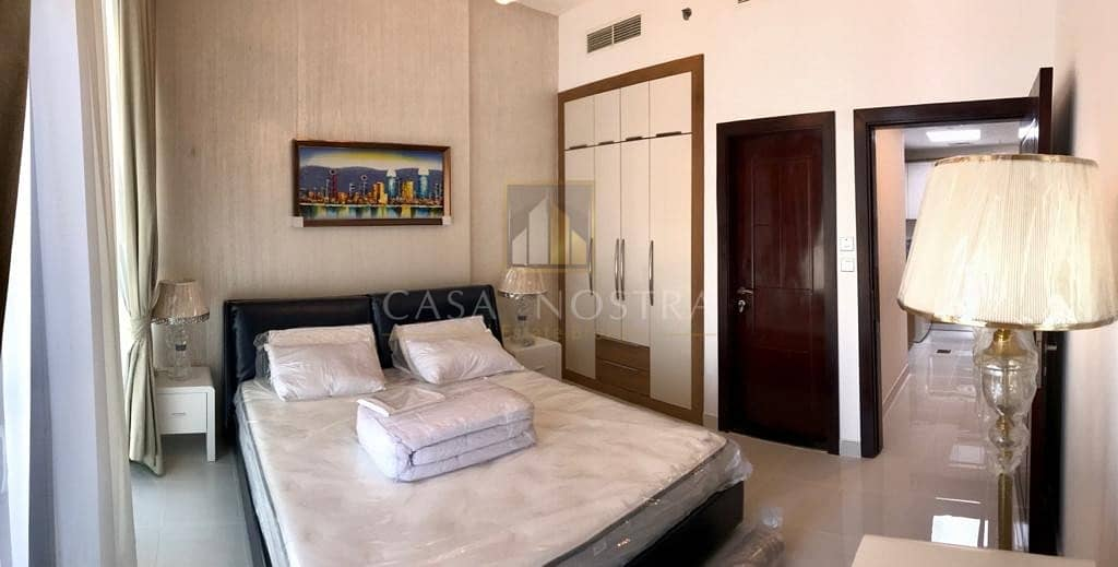 Brand New High End Furnished 1BR One-year Warranty