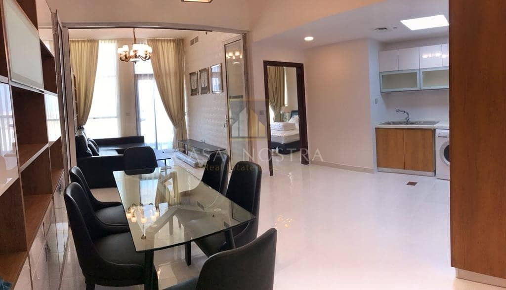 2 Brand New High End Furnished 1BR One-year Warranty