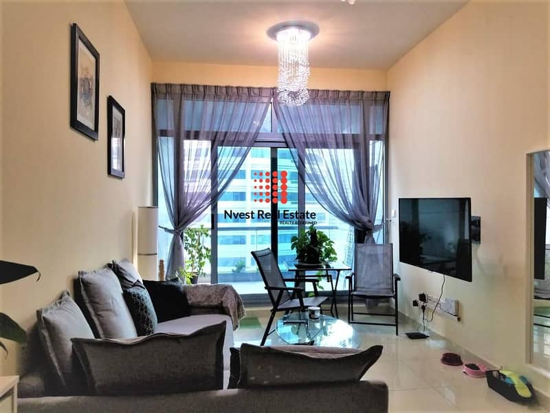 Un-Furnished - Big Terrace - Very Close to DMCC Station